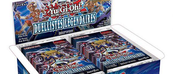 Toutes les cartes du Pack du Duelliste : Duellistes Légendaires