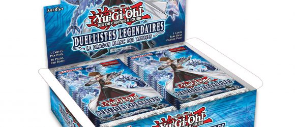 Toutes les cartes Duellistes Légendaires : Le Dragon Blanc des Abysses