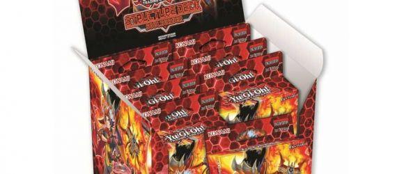 Toutes les cartes du Deck de Structure : Soulburner