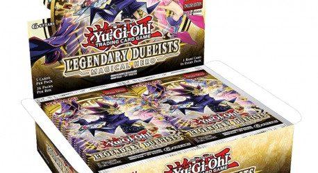 Toute les cartes Duellistes Légendaires : Le Héros Magique