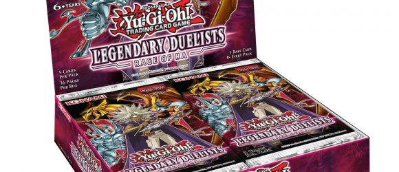 Toutes les cartes des Duellistes Légendaires : La Rage de Râ