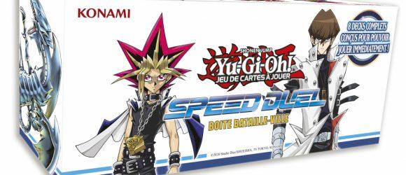 Toutes les cartes du Coffret Speed Duel : Boîte Bataille-Ville